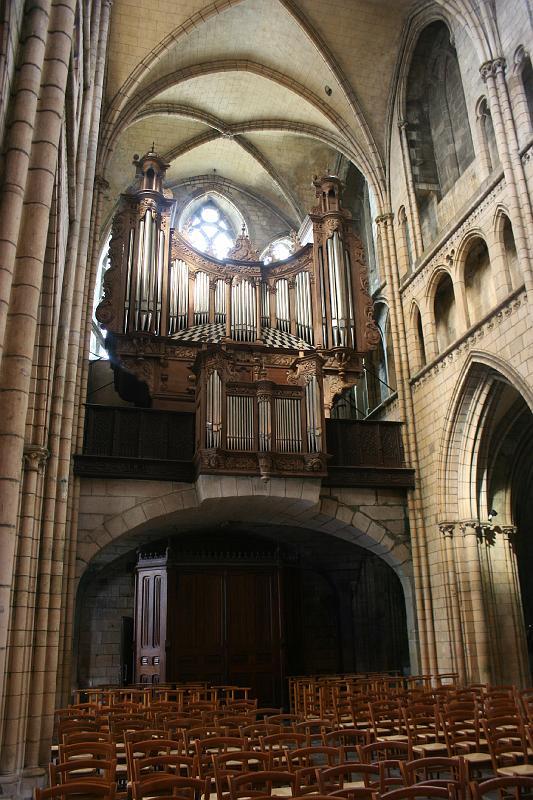 15. orgues de la cathedrale de st pol de leon